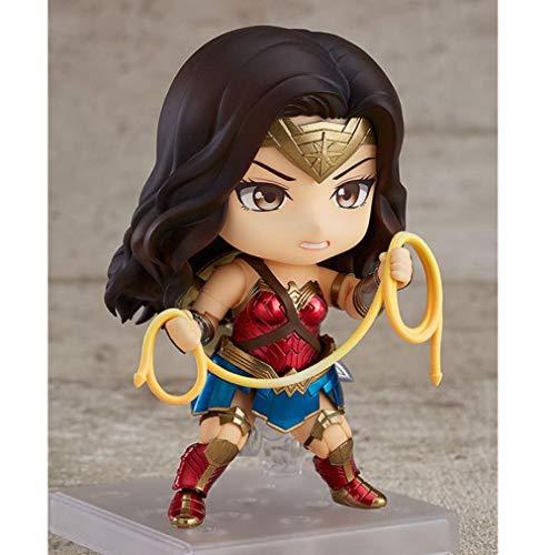 estatua wonder woman de la marca PartialUpdate