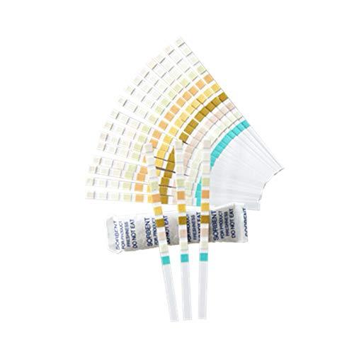 SHY-DPM, 1box 100strips Urinalysis Reagent Test Paper 10 Parameters Test Strips Leukocytes, Nitrite, Urobilinogen, Protein, PH