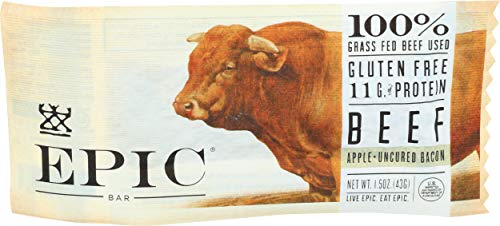 Epic Bar Beef Bacon Apple, 1.5 oz