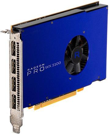 Price comparison product image amd technologies inc 100-505940 - Radeon Pro WX 5100 - 8GB