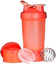 EXGF Sports Stainless Steel Protein Water Bottle Blender Shaker Outdoor Supplies Water Bottle with Extra Pill Box 100 150ML Pill Box Estimated Price : £ 19,83
