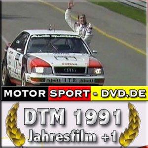 DTM 1991 Jahresfilm plus 1 Zusatzrennen (2 DVD-Set)