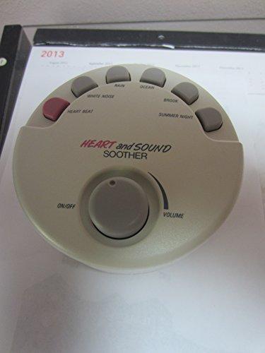 Sharper Image Design Sharper Image Heart And Sound Soother With Timer