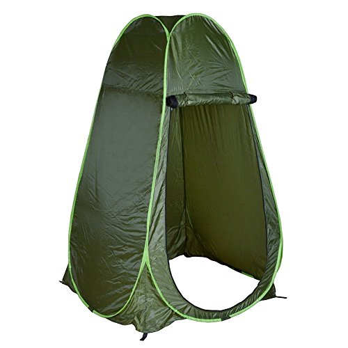 Aisheny Outdoor Shower Tent Dressing Tent Portable Multiple Use Waterproof pop-up Tent...