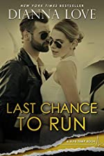 Last Chance To Run: Slye Temp book 0