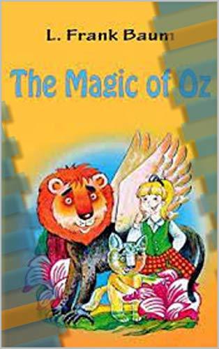 Magic of Oz illustrated (English Edition)