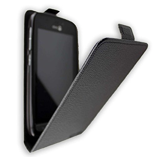 caseroxx Flip Cover für Doro 8030/8031, Tasche (Flip Cover in schwarz)