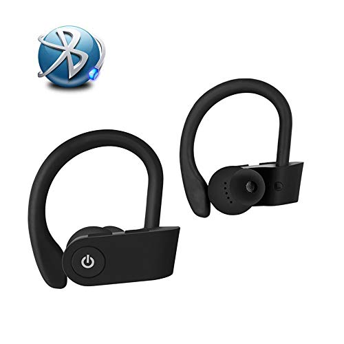 oushizengdouquhua Auricolari In-Ear Cuffie,Cuffie Bluetooth Senza Fili Auricolari Bluetooth 5.0 Wireless Noise Cancelling Cuffie True Wireless Sport Impermeabili,per Huawei Samsung iPhone