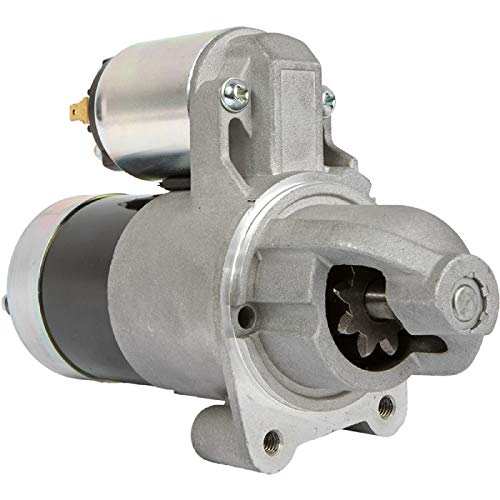 DB Electrical SMT0045 Starter For John Deere 316 318 420 /New Holland L250 LS120 /Onan P-216 P-218 P-220 P-224 P-227 /Toro 724-Z 316-8 416-H 518-H 520-H /191-1682-05, 191-1808-05, 191-1949-05
