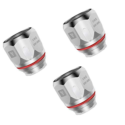 Vaporesso GT Mesh coil| 0.18 ohm Coil per GEN S/SWAG II Box Mod Kit NRG S/PE Tank Atomizzatore (3pcs) senza nicotina