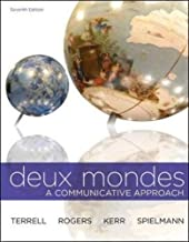 Deux mondes (Student Edition) by Terrell, Tracy Published by McGraw-Hill Humanities/Social Sciences/Languages 7th (seventh) edition (2012) Hardcover