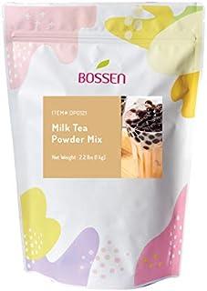 Bossen Bubble Tea Powder Mix - Milk Tea - 2.2 Pound