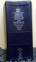 LDS Mormon Mini Quad Indexed Scripture Set 6
