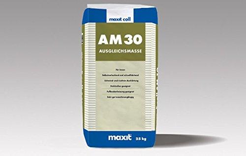 maxit coll AM 30 – Ausgleichsmasse 30, 25kg