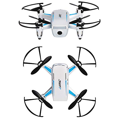 Drone Remoto, LED de Gravedad de la luz de detección de cámara HD de Altura Fija 3D Flip y el Modo sin Cabeza, Adecuado para Principiantes para Volar,2