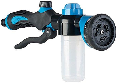 Pistolet d'arrosage pour engrais ou produit nettoyant avec récipient 100 ml