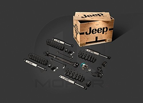 Mopar 2012-2015 Jeep Wrangler Four Door...