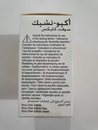 buy LANCETS SOFTCLIX 100 Diabetes Care