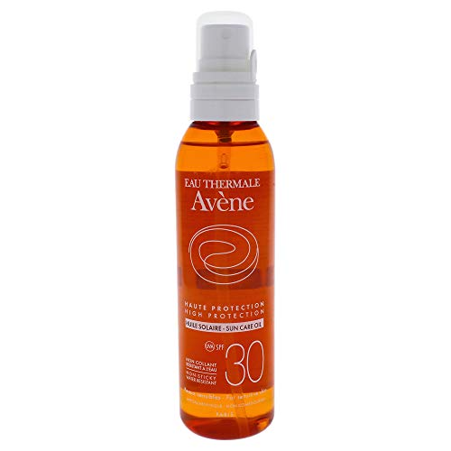 Avène Sun Care Oil SPF 30, 200 ml
