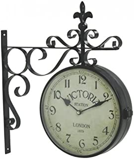 Vintage Victoria Station Railway Station Clock London - Reproduction by Upper Deck