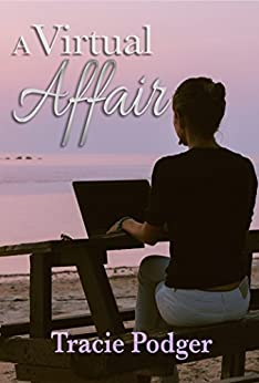 A Virtual Affair: An inspirational story of love and loss. by [Tracie Podger, Megan Gunter]