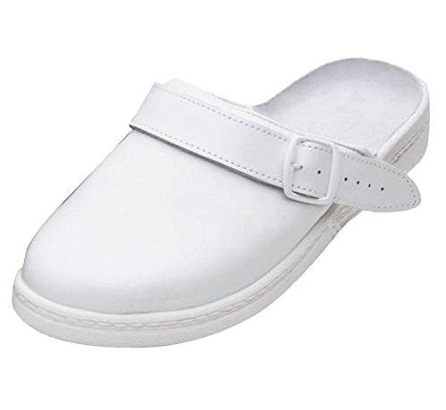 MAXGUARD Clogs CL 100 Arztschuhe Berufsschuhe Slipper , Schuhgröße:43