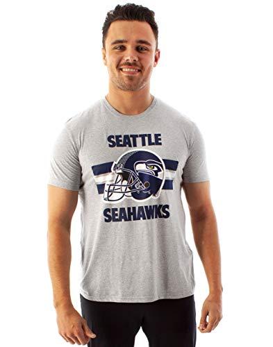 NFL Teams Seahawks Helmet Men's T-Shirt