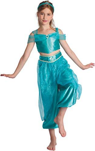 ELSA & ANNA Disfraz de princesa del Reino Unido JAS01 de 9 a 10 aos