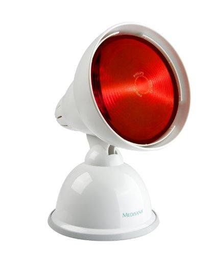 Medisana IRL - Lámpara de infrarrojos,...