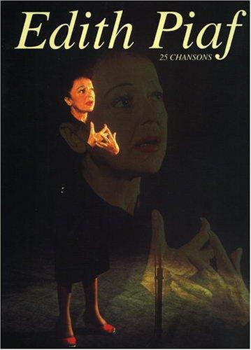 Piaf Edith 25 Chansons pvg