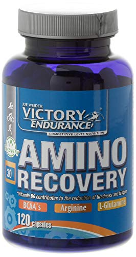 Weider Victory Endurance, Amino Recovery - 120 Capsulas