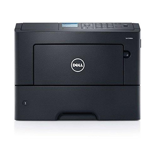 Dell B3460DN Mono 50ppm 1200x1200 dpi Laser Printer, with Dell 1-Years Next Business Day Warranty [Dell PN: B3460dn]