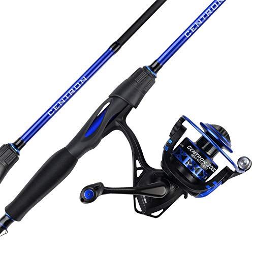 KastKing Centron Spinning Combos,6ft Medium-Split Handle,2000 Reel