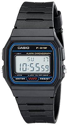 Casio f91W Digital Reloj Deportivo