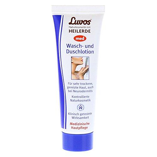 Luvos Naturkosmetik MED Wasch- und Duschlotion, 30 ml