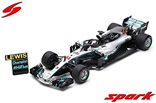 Spark Mercedes AMG W09 Lewis Hamilton 2018