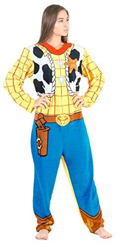 Toy Story - Disfraz de sheriff Woody Union - - Large