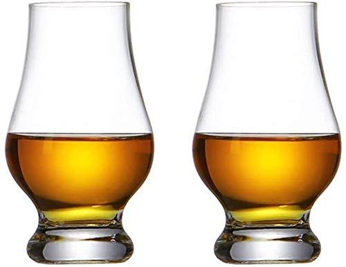 Beiläufig Bierglas Whiskyglas Set Von 2 Kristalltumbler Zum Trinken Von Scotch Bourbon Irische Bier Cocktails Weinglaswaren Drink Cup Lostgaming (Color : Default)