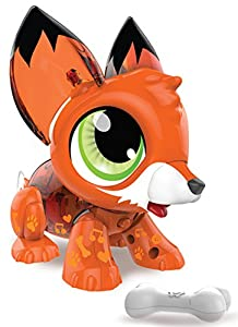 Build a Bot Construye un Bote Fox Robot Mascota