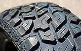 Lanvigator Catchfors M/T II Mud Off-Road Light Truck Radial Tire-35X12.50R20LT 35X12.50X20 35X12.50-20 121Q Load Range E LRE 10-Ply BSW Black Side Wall