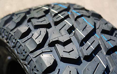 Lanvigator Catchfors M/T II Mud Off-Road Light Truck Radial Tire-35X12.50R22LT 35X12.50X22...