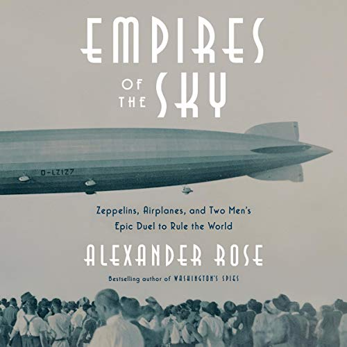 Empires of the Sky audiobook cover art