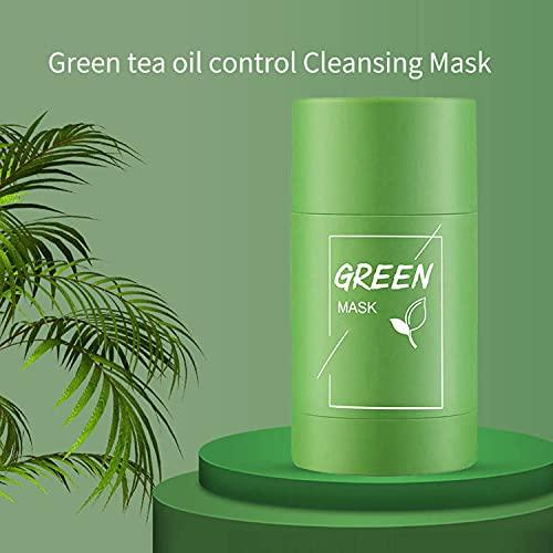 Omaky Green Tea Purifying Clay Mask Product Image