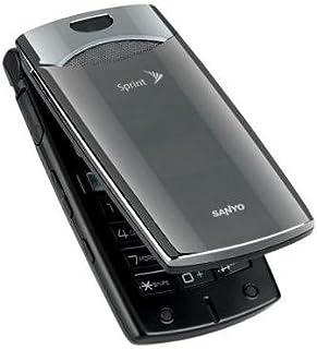 Sprint Sanyo Katana LX Cell Phone Black CDMA No Contract Req'd Nib