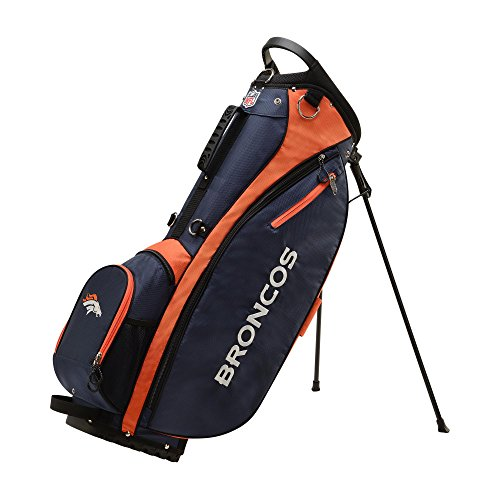 Wilson 2018 NFL Carry Golf Bag, Denver Broncos Now $47.71 (Was $129.99)