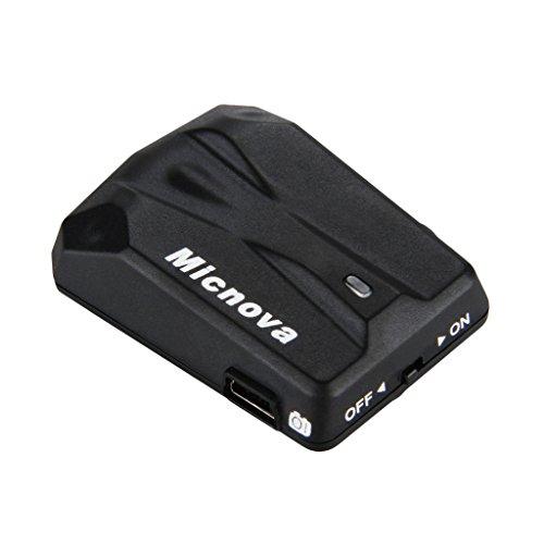 Micnova - Geo Localizador GPS Unidad Geoetiquetas y N1 N3 Cable Compatible con Cámara Nikon SLR