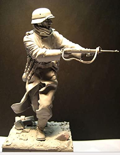 PANGCHENG 1/16 6th Army Stalingrad 1942/43 Figura de Resina Soldados GK WWII Tema Militar Sin Recubrimiento Sin Color