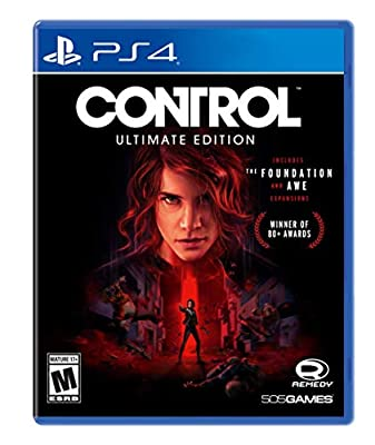 505 Games Control Ultimate Edition