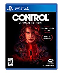 """Control Ultimate Edition contains the main game and all previously released expansions (""""The Foundation"""" and """"Awe"""") in one great value package Can you handle The Bureau's dark secrets? Unfold an epic supernatural struggle, filled with unexpected char..."""