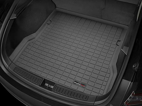 WeatherTech Custom Fit Cargo Liners for Honda Odyssey, Black